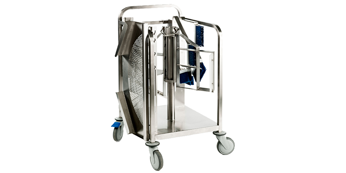 Mixer-kettles-Accessories-trolley